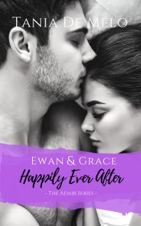 Kindle - Paperback - Ewan & Grace