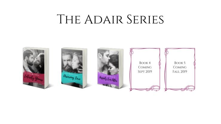 The Adair Series (2)